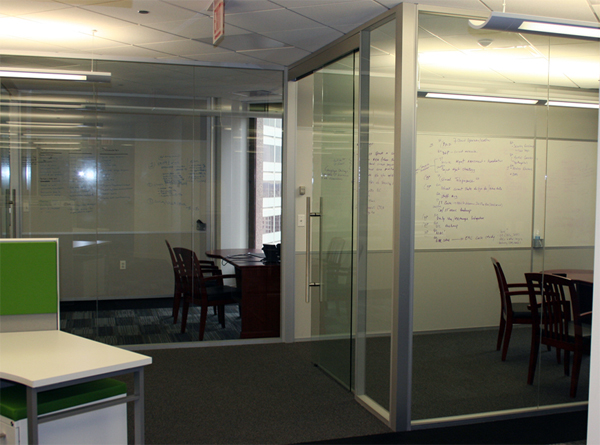 Demountable Office Partitions... Whatu0027s Driving The Need?