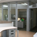 Flex Series Higher Education Radiused Offices