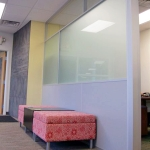 Flex Series - Clerestory and Frosted Glass Panels