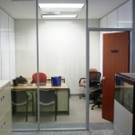 Flex Series - Tyco - Full Height Glass Offices