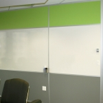 Flex Series - Whiteboard and Two-tone Meeting Room